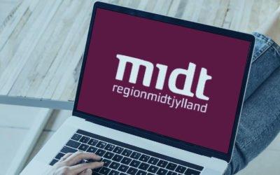 E-learning Region Midt